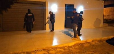 Abren fuego contra la casa del juez Luis Benítez, presidente de la Circunscripción Judicial de Amambay