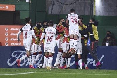 Flamengo-Defensa y Justicia, primer partido con público en la Libertadores 2021