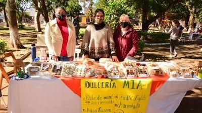 """Dulce de maní tradicional en Misiones: """"Es una herencia que nos dejo mi abuela"""""""