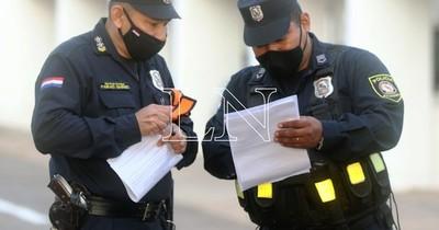 La Nación / Imputan a cuatro policías y un civil por secuestro y extorsión en CDE