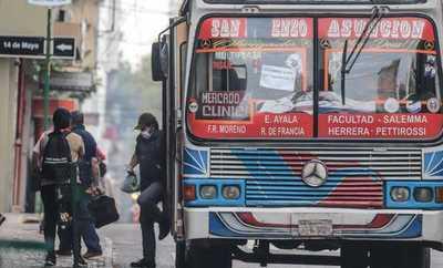 Sancionan proyecto que cancela itinerarios de empresas de transporte por reguladas
