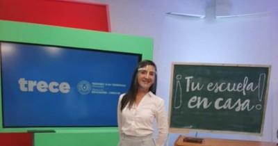 La Nación / Paraguaya sobresaliente: se formó en España y aspira ser ministra de Educación