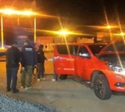 Detienen a banda de asaltantes de caudales en San Pedro