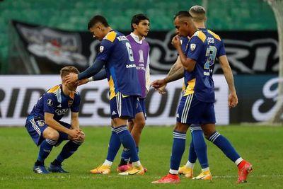 Atlético Mineiro pide castigo severo a jugadores de Boca por actos violentos