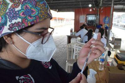 Amplían registro informático a vacunatorios de todo Itapúa
