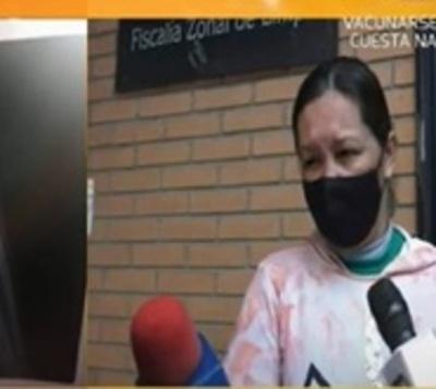 Habla la vecina que rescató a las niñas maltratadas en Limpio