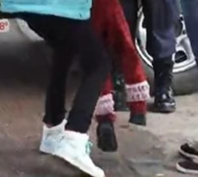 Ordenan prisión de tía denunciada por maltrato infantil