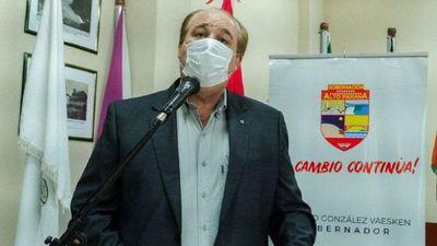 Funcionario denuncia por agresión a gobernador de Alto Paraná y a su hijo