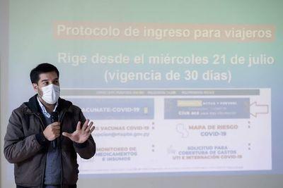 Paraguay está peor que Venezuela en vacunación e ingreso de Delta puede generar otra explosión, recuerda Sequera