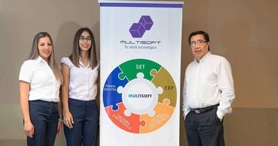La Nación / Multisoft cumple 25 años y brinda soluciones tecnológicas de 1er. nivel