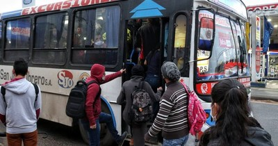 La Nación / Castigarán a transportistas que sigan con las reguladas
