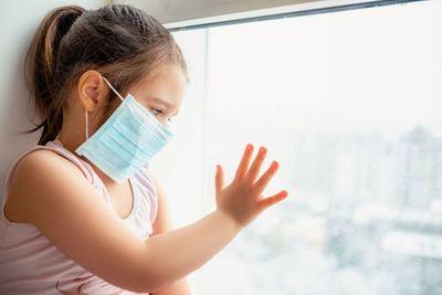 Aumento de cuadros respiratorios en niños