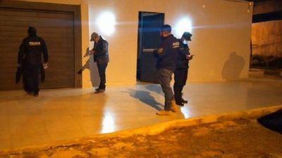 Repudian ataque  a tiros a la casa de un juez en Pedro Juan