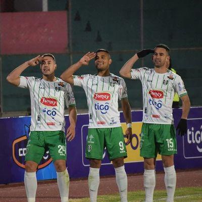 Meza Colli en Champions y David Robles en Bolivia