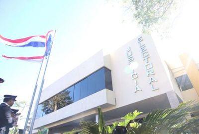 Justicia Electoral designa números y colores a candidatos para las municipales