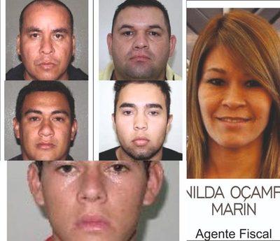 """Ciudadanía indignada pide la cabeza de fiscal que """"blanquea"""" a policías corruptos"""