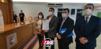Nakayama apunta a un cogobierno de llegar a la Intendencia de Asunción