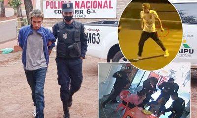 Cae detenido sujeto que amenazaba con puñal a un grupo de jóvenes – Diario TNPRESS