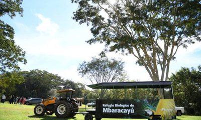 Refugio Biológico Mbaracayú de Itaipú abre sus puertas al público desde ayer – Diario TNPRESS