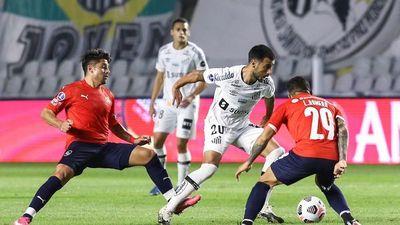 Independiente y Santos buscan ser rival de Libertad
