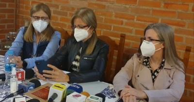 Hijas de Óscar Denis increpan a MNP por reconocer como misión humanitaria a delegación argentina