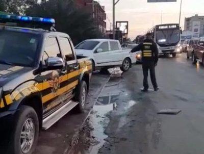 Caminera atribuye caos en zona del ex Aratirí al comportamiento ciudadano · Radio Monumental 1080 AM