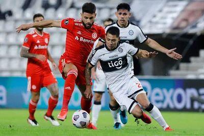 Olimpia va por la clasificación a los cuartos de la Copa Libertadores