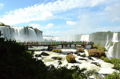 En Foz de Yguazú se inicia campaña de promoción para reactivar el turismo
