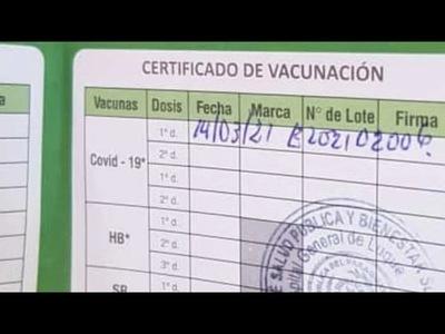 NEGARSE A LA VACUNA NO ES MOTIVO LEGAL DE DESPIDO LABORAL