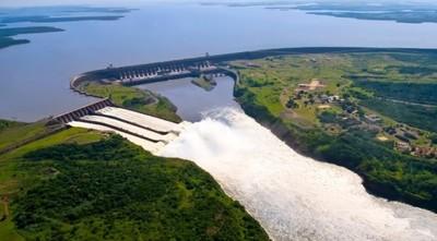 Sequía afecta producción de energía en Itaipú y navegabilidad del Paraná