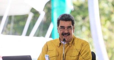 La Nación / Maduro denuncia bloqueo para transmitir los Juegos de Tokio
