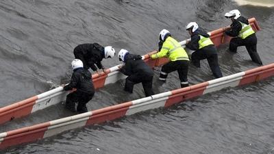 Suben a 33 los muertos por las lluvias torrenciales en el centro de China