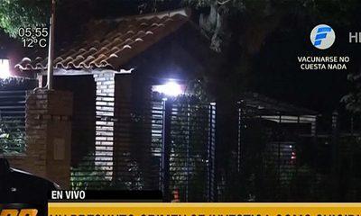 Investigan presunto suicidio en Chaco'i