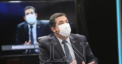 La Nación / Velázquez insiste en plantear un resarcimiento a Brasil por deuda ilegal de Itaipú