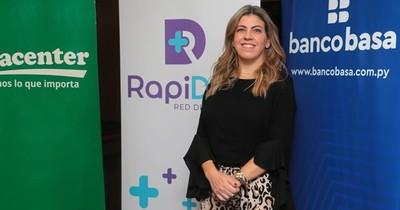 La Nación / Ofrecen servicios exclusivos a pacientes de red de clínicas RapiDoc