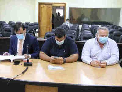 En fase final, juicio a Oscar González Daher
