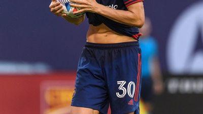 Gastón Giménez marca un golazo en la MLS