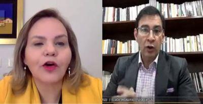 """Para desviar el debate de Itaipú, senadores de  ANR piden retornar a las  """"listas sábana"""""""