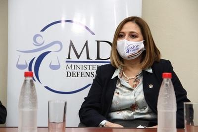 Defensores Públicos responderán mañana requerimientos legales en Centros vacunatorios.
