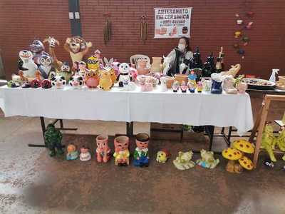 Feria de artesanía se realizará este sábado en Santa Rita