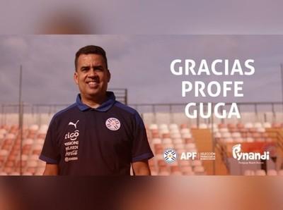 ¡Gracias por todo Guga!