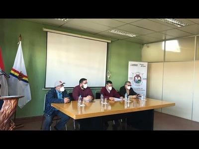 SENASA ENTREGA SITIOS DE OBRAS DE CASETAS DE SISTEMA DE AGUA POTABLE EN ITAPÚA