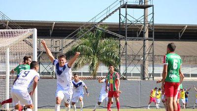 Sportivo Ameliano golea a Yegros y sigue con paso firme