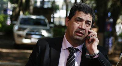 Vicepresidente paraguayo plantea resarcimiento por deuda de represa de Itaipú