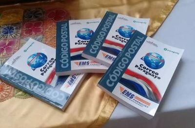 Encuentre su código postal en la página del Correo Paraguayo