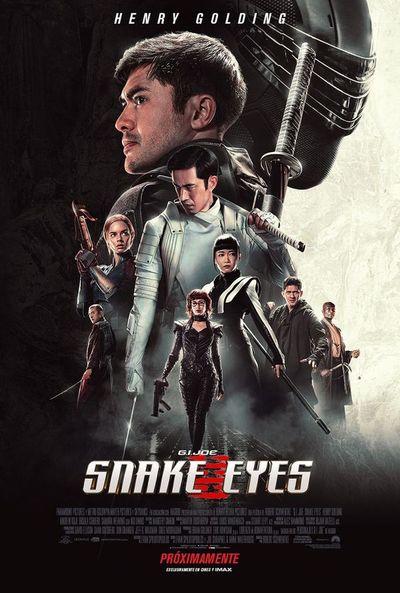 G.I. Joe: Snake Eyes (2D)