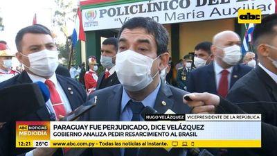 Itaipú: Gobierno analiza pedir resarcimiento al Brasil