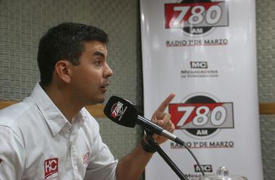 Santiago Peña afirmó que históricamente la postura brasileña fue reducir más la tarifa de Itaipú