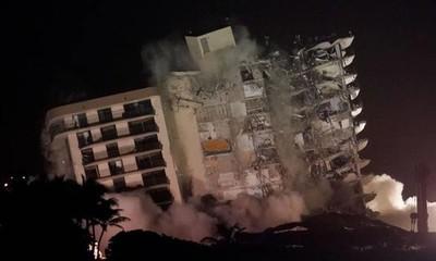 Miami: Víctimas del derrumbe de edificio recibirán al menos US$ 150 millones