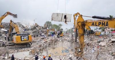 La Nación / Tragedia en Miami: compensarán US$ 150 millones a víctimas y debaten reedificación
